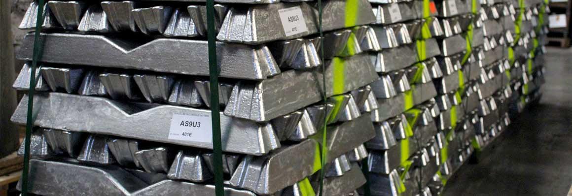 Aluminium foundry