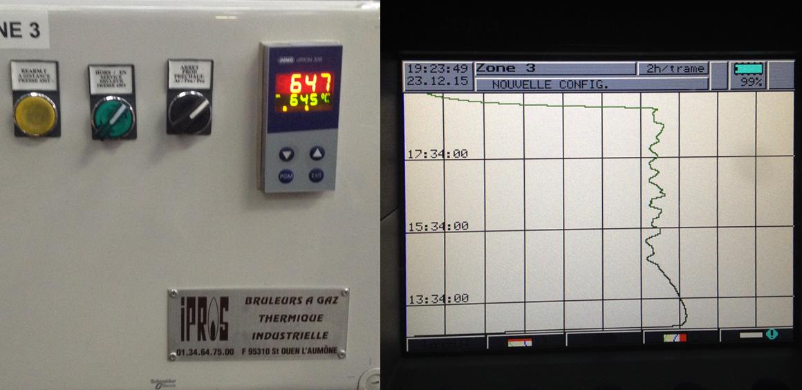 Système de thermo-régulation : Fonderie Dourlet